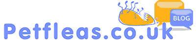 Petfleas.co.uk logo